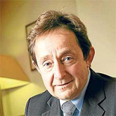 Anthony Seldon - trustee of the Sam Griffiths Foundation